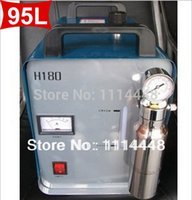 Wholesale New L Portable Oxygen Hydrogen Water Welder Flame Polisher Polishing Machine H180