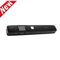 Wholesale Wireless Wifi Digital Scanner Handheld Portable A4 Scanner Document Photo Scanner Double Roller JPG PDF Format TF Card order lt no track