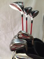 Wholesale Complete Golf clubs Aero burner driver Aero burner fairway woods Aero burner irons PAS come headcover set