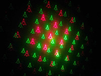 Wholesale HOT LED Stage Light XL080 Stage DJ Lighting Christmas pattern Stage Light
