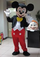 M batik factory - Factory direct selling high quality Mickey Mouse Mascot Mickey Mouse mascot costume