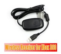 Wholesale High quality PC Wireless Controller Gaming USB Receiver Adapter For Microsoft XBOX free DHL shipping