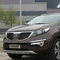 Wholesale Kia Sportage front bars front and rear bumper protection bars guard luxurious new Sportage modified special