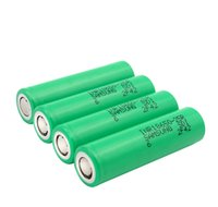 Wholesale Authentic Hot Samsung INR18650 R Battery mAh A V Battery High Drain Battery Cell Lithium P R Battery A