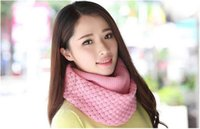 Wholesale Hot Sales Women Ring Scarf Fashionable Warm And Soft Cotton Pure Color Shawl Neck Beach Scarves Various Color