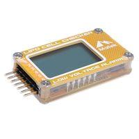 alarms metal monitor - Matek Precision LCD S Power Monitor Low Voltage Alarm