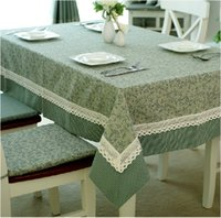 Wholesale 1pc American style pastoralism dinning table cloth Coffee tablecloth sizes by CM CM CM CM CM TH