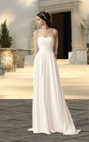 Wholesale 2014 Sheer Half Sleeve Illusion Neck Lace Applique Chiffon Chapel Train Wedding Dresses With Jacket Covered Buttons Back