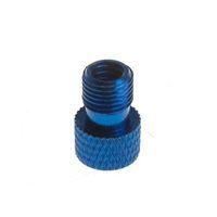 Wholesale XON Tire Tube Valve Adaptor Convert Presta to Schrader Blue