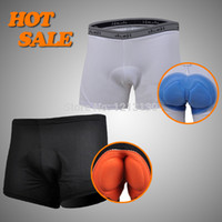 anti germ - WeRiding Cycling jersey men sponge cushion cycling shorts underwear cycling bicycle mtb test germs elastic outdoor wear