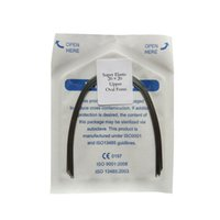 Wholesale 10pack Dental Orthodontic Supper Elastic Niti Arch Wire Rectangular Upper