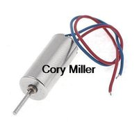Wholesale Blue Red Wire Terminals Micro Coreless Motor VDC RPM A order lt no track