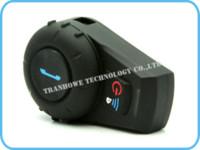 Wholesale BT Bluetooth Interphone Motorbike Motorcycle Helmet Intercom Headset M M51924 headset motorcycle helmet