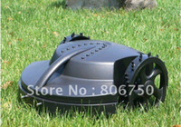 Wholesale m Virtual Wire Standard Length Robot Auto Grass Cutter with Lead acid Battery Auto Recharge Robot Grass Cutter