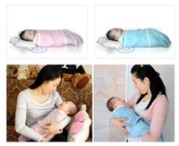 Wholesale new Baby cotton swaddle blanket