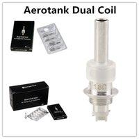 Cheap Coil Aerotank Dual Coil Best 1.6/1.8ohm 3.1V—4.2V Aerotank Dual Core