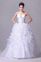 Cheap Wedding Dresses Best Organza Wedding Dresses