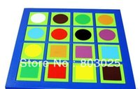 Wholesale Colours Game Toy Educational Table Game Toy For Children s Inferential Capability Development Promotional Gift