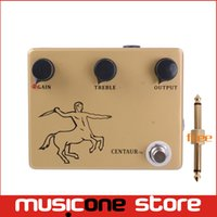 Wholesale KLON CENTAUR Professional Overdrive Clone Guitar Effect Pedal MU0380