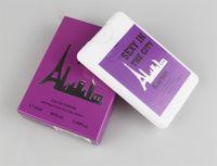 Wholesale Fashion Product EAU DE PARFUM SEXY IN THE CITY Purple Color ml Men Perfumes and fragrances for women High Quality