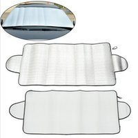 Wholesale Car Windscreen Cover Anti Snow Frost Ice Shield Dust Protector Heat Sun Shade
