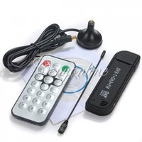 antenna tv recorder - Nre Mini USB Digital External Antenna DVB T Dongle HDTV TV Tuner Recorder Receiver IR Remote Control Stick RTL SDR FM R820T