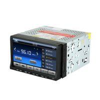 Monitor arab radio - 7 quot Din HD Car Stereo DVD Player Bluetooth FM AM Radio CD MP3 WMA VCD Touch Screen USB Russian Portu German French Spanish Arab