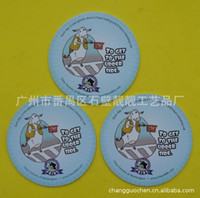 absorbent paper coaster - Manufacturers supply advertising paper coasters absorbent paper coasters