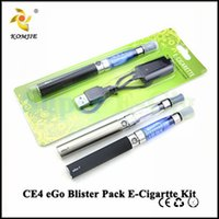 Cheap Ego starter kit Best CE4 atomizer Electronic
