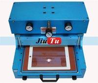 automatic laminator - Automatic OCA vacuum laminator for smart phone LCD screen refurbish for iphone ipad samsung LCD laminating machine repair JIUTU