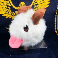 Wholesale Poro plush toy League of Legends Poro Doll Legal Edition High quality IN STOCK cm