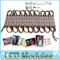 Wholesale High Power Led Pixel Modules Waterproof V RGB Leds SMD W Led Modules LM WW PW CW RGB Led Backlight For Channer Letters Module