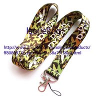 duck dynasty - New Duck Dynasty Lanyard MP3 cell phone keychains Neck Strap Lanyard