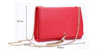 Wholesale New Women tassel messenger shoulder bags brand purse chain lady day clutches handbag evening Bolso gift