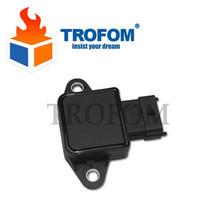 Wholesale TPS Throttle Position Sensor For HYUNDAI ACCENT LANTRA KIA CARNIVAL PRIDE RIO SAAB TOYOTA COROLLA VOLVO c70 s70
