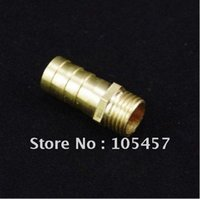 barb manufacturers - 10pcs BSPP Male mm Hose Barb Brass Adapter Coupler directly from manufacturer order lt no track