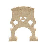 Wholesale 2015 New Hot Exquisite Workmanship Maple Bridge For Size Cello Accessories mm in Height mm in Thickness