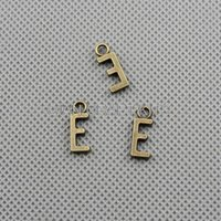 allied supplies - set of jewelry Making Supply lead free zinc ally alphabet pendant Jewelry Findings Charms AY0540