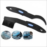 Wholesale Bicycle Chain Cleaner Cycling Clean Brushes Tool kits flywheel cleaning tools crankset brush clean chain flywheel brush
