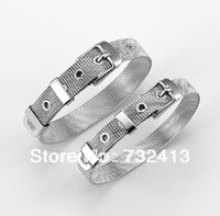 slide charms - pieces x210mm x210mm Stainless Steel bracelet slide charm bangle fit mm mm slide charms
