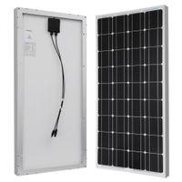 Wholesale 100w solar panel for V system monocrystalline photovoltaic panel solar module