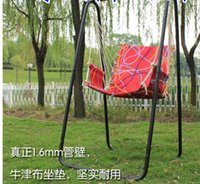 Wholesale With thick mobile adult children hanging chair indoor crane swing chair chair outdoor rocking chair single swing chair
