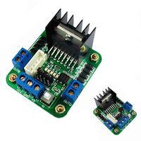 arduino stepper motors - New Electronic Components Stepper Motor Drive Controller Board Module L298N Dual Bridge DC Fr Arduino VE218 W0 SUP5