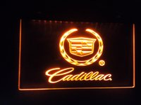 Wholesale ys Cadillac LED Neon Light Sign