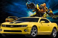 bee posters - 2014 New Big Bee Transformer HD Home Decor Movie Poster Customized Fashion Classic x76 cm Wall Sticker DGT