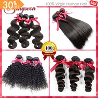 kinky Curly kinky curly - 6A Brazilian Body Wave Hair Weaves G Pc Unprocessed Remy Human Hair Afro Kinky Curly Hair Virgin Hair Bundles Brazilian Straight