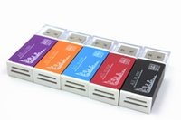 Wholesale New USB All in Multi Memory Card Reader for Micro SD SDHC TF M2 MMC MS PRO