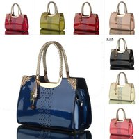 Wholesale 2015 Fashion New Women Lady Retro PU Leather Women s Handbag Tote with Removable Straps Corssbody Shoulder Bags MYF50