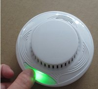 battery smoke detectors lot - EN14604 certified years battery life Independent photoelectric smoke detector unit