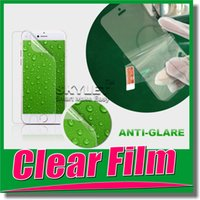 apple cleaning - For iphone inch Plastic Film iphone plus inch Clear Screen Protector Film Cover Guard Protection with Cleaning Cloth No Package